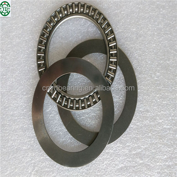 large quality flat thrust Needle roller bearing AXK1024