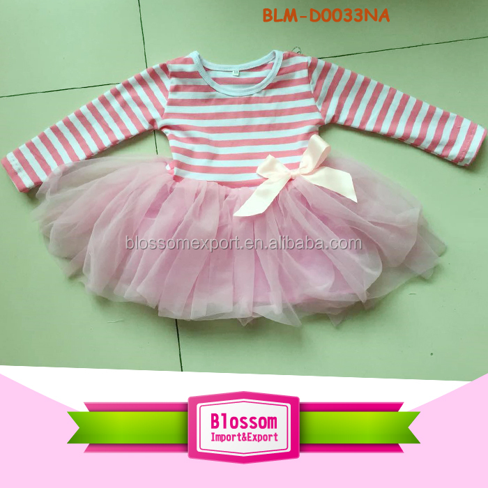 031de9b46 Cotton Baby Girl Dresses design sleeveless pink floral ruffled Chiffon tutu  dress Baby infant clothes tulle