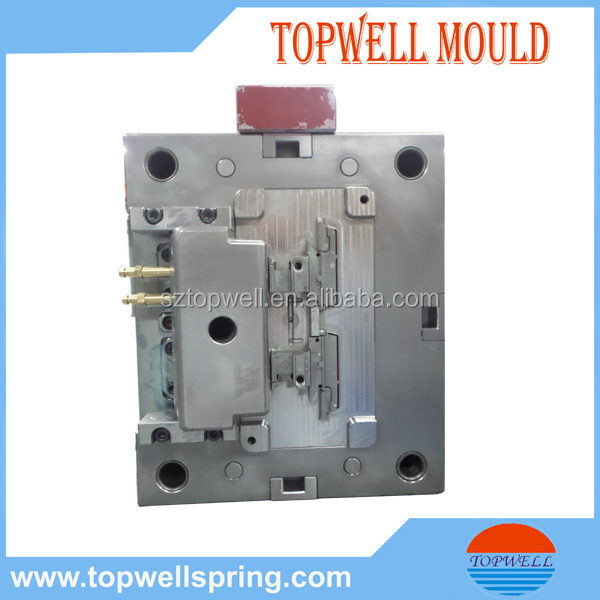 Professional led lamp housing plastic mould &plastic waterproof document holder mold for remote control box mould