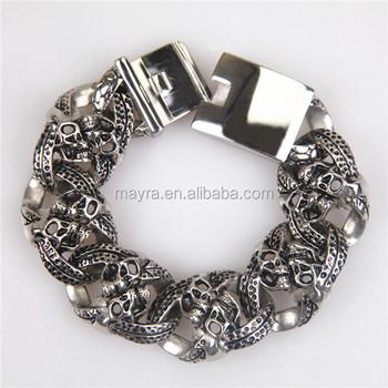 Manufacturer Skull Bracelet Meaning