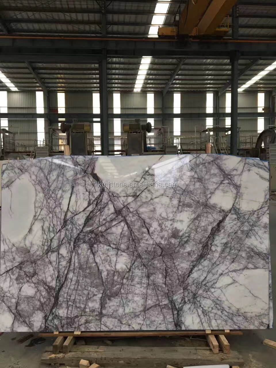 Top Quality Milas Lilac Marble
