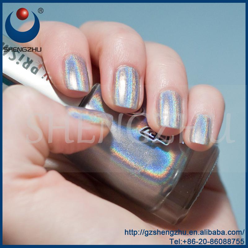 Rainbow Nails Powder,Holographic Galaxy Laser Nail Chrome Flakes ...