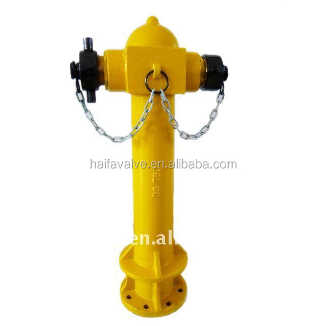 Factory Price 2 Way Type Fire Hydrant Prices