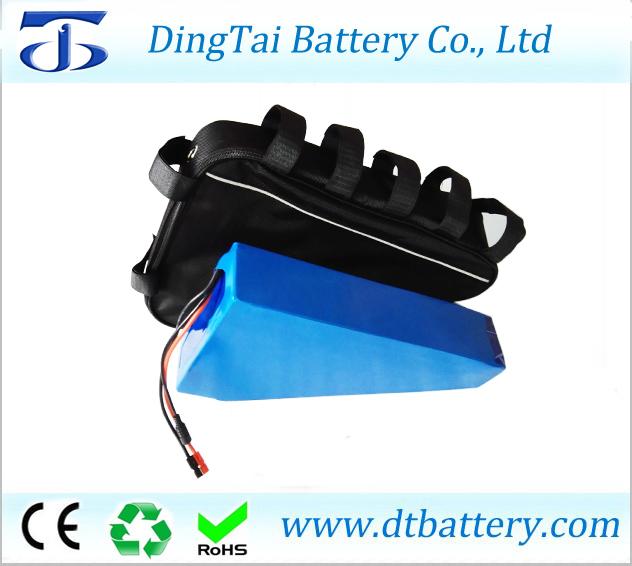 Customized 52v 14s Battery Electric Mountain Bike Li-ion Battery ...