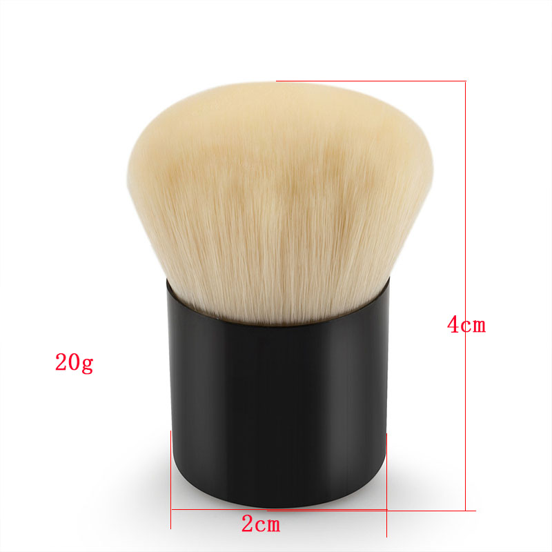 Mini Piccolo Professione Cosmetico Kabuki Pennelli Trucco Piccolo Powder Foundation Blush Brush