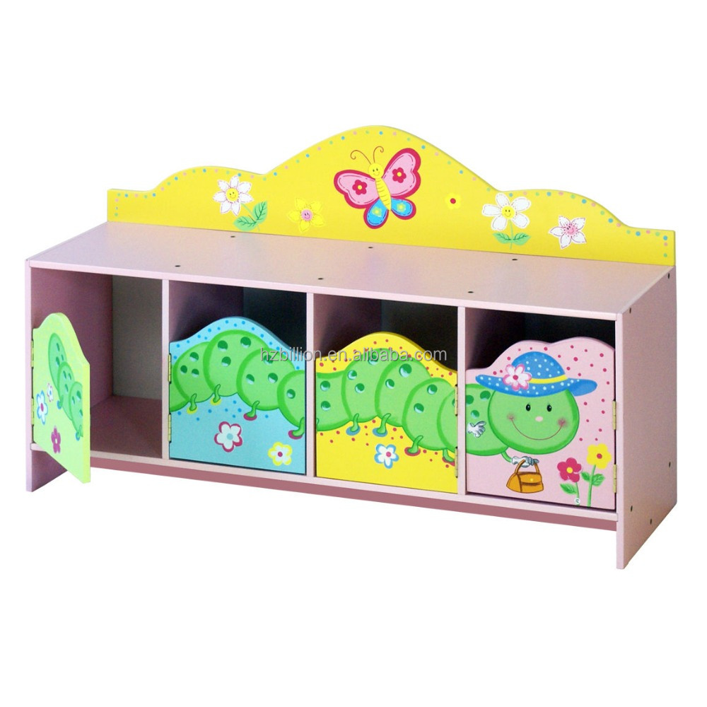 Superb Kids Wooden Caterpillar Theme Storage Cupboard Bench Cubby Toy Box Buy Mdf Kindergarten Shoe Storage Cabinets Fashion And Best Sellling Wooden Dailytribune Chair Design For Home Dailytribuneorg