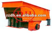 vibrating feeder used in mining industry