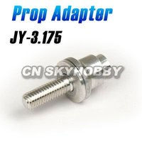 3.175mm JY Prop adapter RC motor parts (without bullet head)
