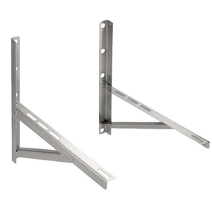 Customized Stainless Steel Wall Mounting AC Metal Bracket