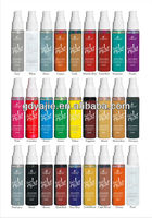 Easy wash and healthy hair spray colours dye hair with colorful tints OEM