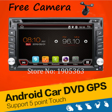 In Dash Android 4.2 2-CPU Double 2 Din Car radio GPS Navi DVD Player Stereo Headunit Video BT Car PC CD WiFi 3G car parking