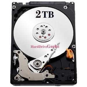 """2TB 2.5"""" Laptop Hard Drive for HP Pavilion DV7t-3000, DV7t-3300, DV7t-4000, DV7t-4100, DV7t-5000, DV7t-6000, DV7t-6100, DV7t-7000, DV7z-1000, DV7z-1100"""
