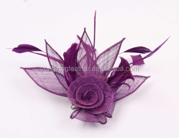 Handmade Lovely Claret Fascinator - Buy Elegant Fascinator 8c6f2bd2db5