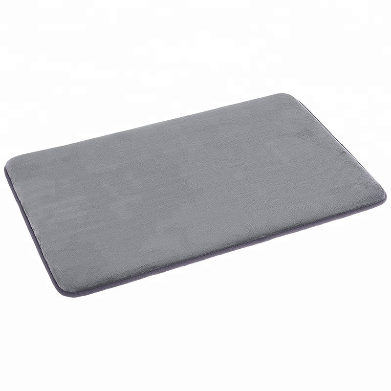 Water Absorberende Antislip Waterdicht Memory Foam Badmat Voor Hotel / Spa
