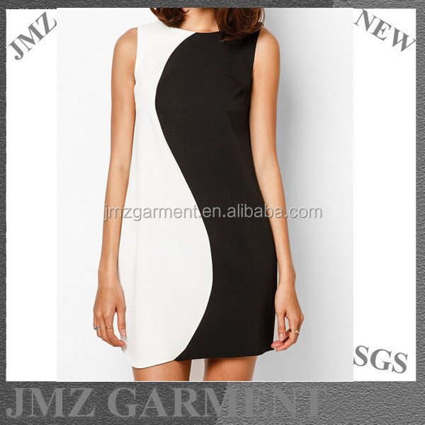 Unique design dresses top quality hot sell bandage dress