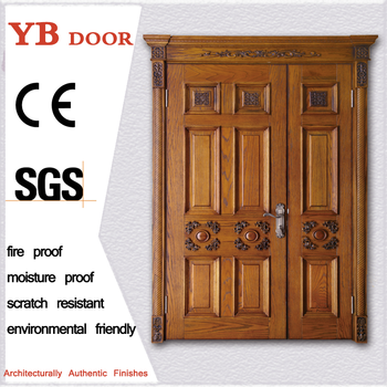 Past Style Office Soundproof Main Door Grill Design Kerala House Indian Designs Double Doors Ybvd