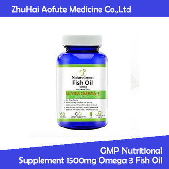 Gmp nutritional supplement 1500mg omega 3 fish oil buy for Omega 3 fish oil dosage