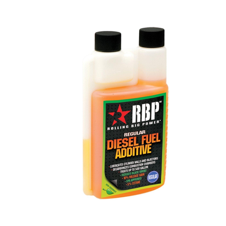 RBP 80001 Regular Diesel Fuel Additive with Water Reducing Agent - 16 oz.