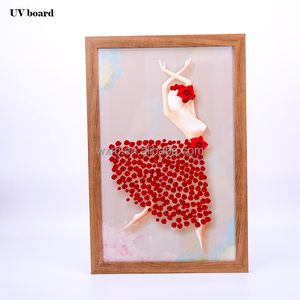 High-end Fashion and Modern UV decorative painting