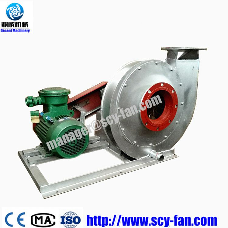 CL-FC260SA belt driven centrifugal fan,electronic control dc motor,motor