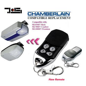 Compatible Garage Door Remote Control For Chamberlain Ml510ev Basic