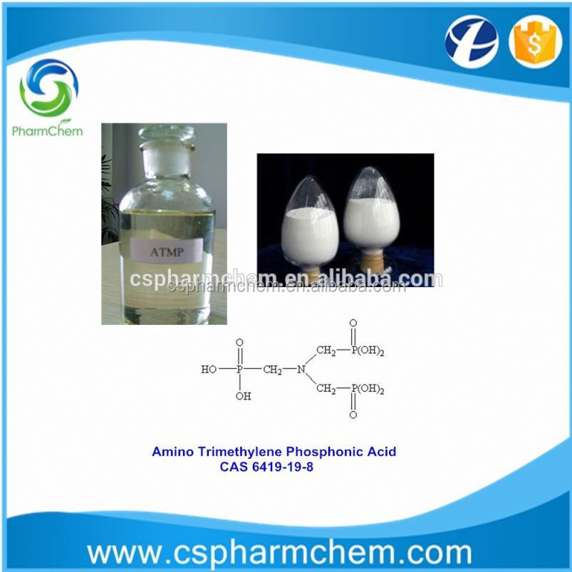 calcium carbonate in particular Amino Trimethylene Phosphonic Acid ATMP 6419-19-8