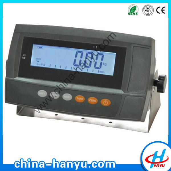 GC-L digital plastic housing weighing indicator