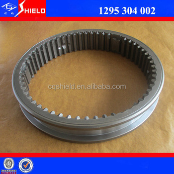 Manual bus gearbox parts 1295304002 for 16S112 130 160 190 sliding sleeve,  View sliding sleeve, CQSHIELD Product Details from Chongqing Shield Gear &
