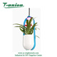 Hanging Indoor Smart Herb Hydroponics Garden With LED Growth Light Mini Smart Flower Pot