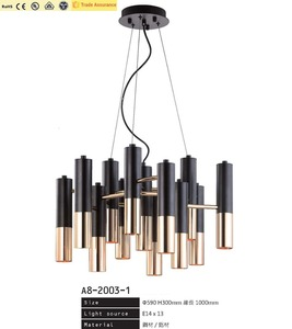 Factory directly sell chandelir light with high quality