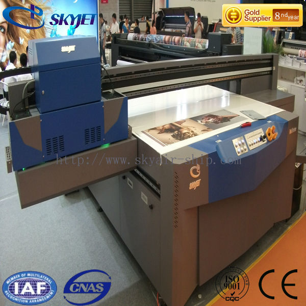 good quality of digital corrugated box printer