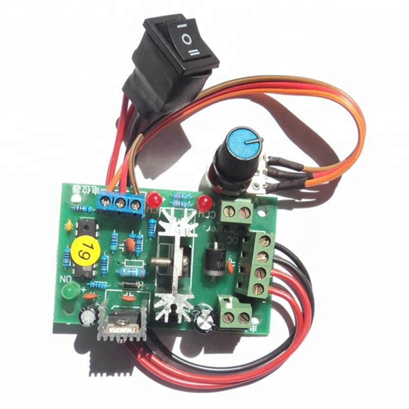 J809 6-30V Mini DC Motor Governor Controller By PWM
