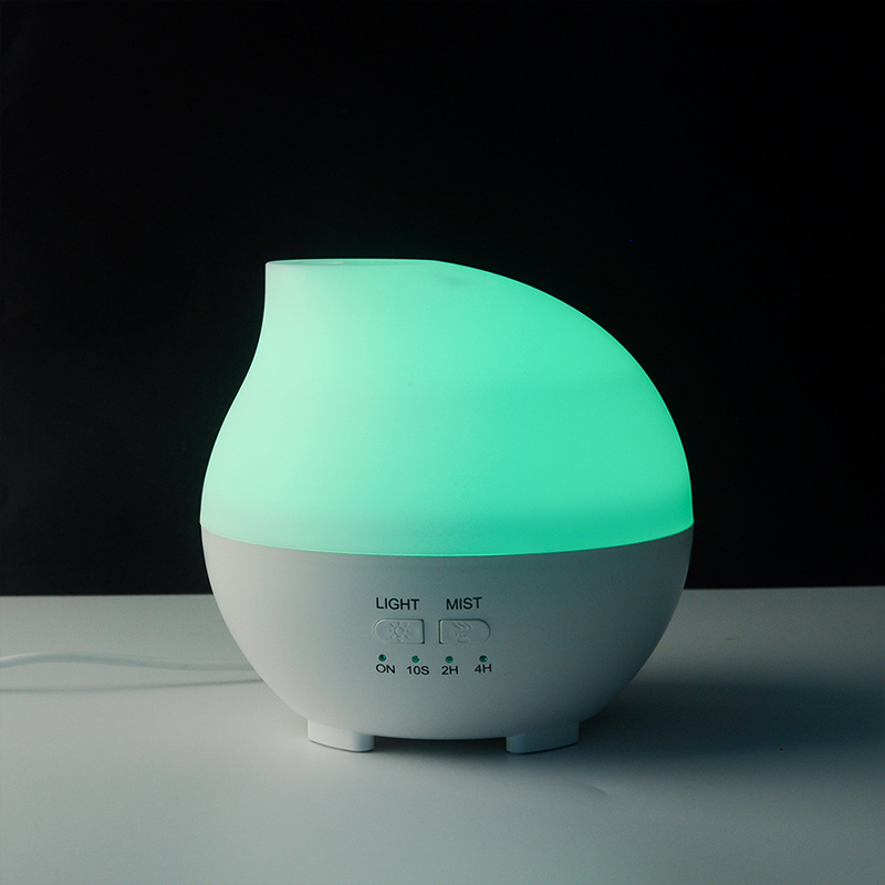 2017 best 7 colorfull led lamps essential oil diffuser burner