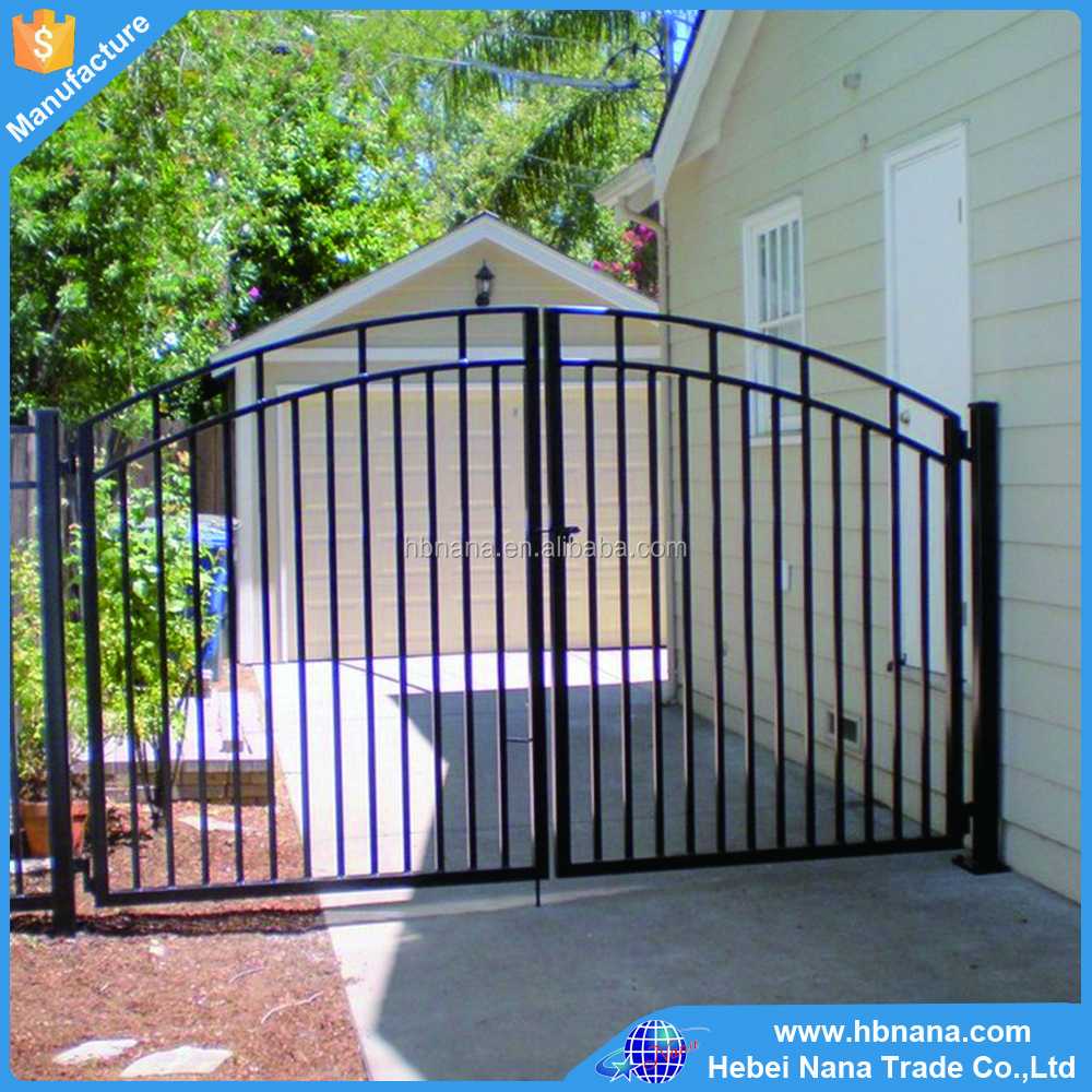 Metal Steel Gate Design, Metal Steel Gate Design Suppliers And  Manufacturers At Alibaba.com