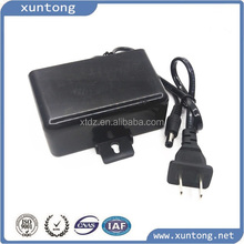 Factory direct sale 120v ac 12v dc adapter 12v 2a with UL/CUL GS CE SAA approved