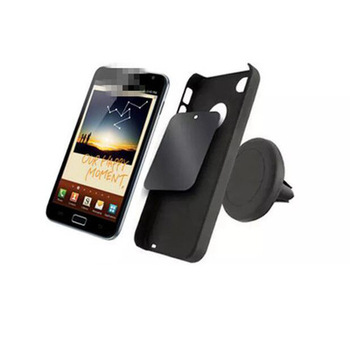 shenzhen silicone Magnetic Car Air Vent Mount mobile phone Holder for iPhone 6 6s 7 8 plus X Xr Xs