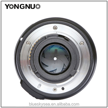 Yongnuo Yn 50mm F1.8 1:1.8 Standard Prime Lens Auto Manual Focus ...