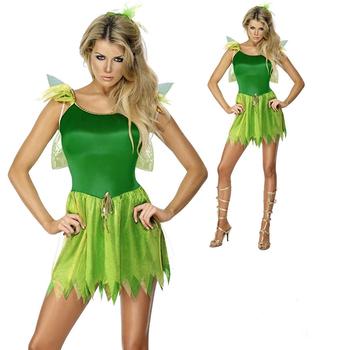 2017 neue ankunft tinkerbell kostume fee