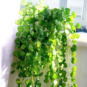 Garden Artificial Wall Hanging Plant, Decorative Artificial Hanging, Home  Ornamental Hanging Plants