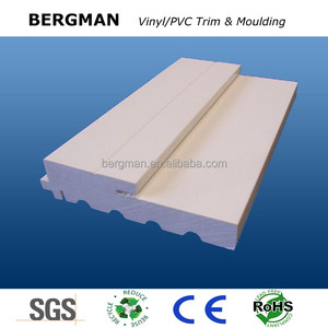WHOLESALE LOW PRICE PVC DOOR JAMB WITH CELLULAR EXTRUSION