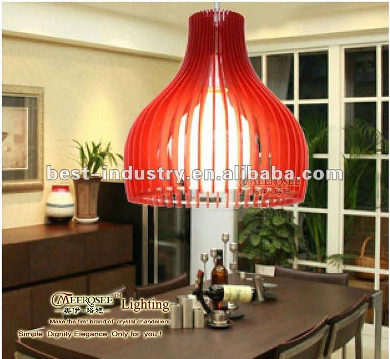 Di lusso elegante e moderno ciondolo luce, led lampada a ...