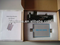 dual band booster/3g gsm repeater/cell phone signal amplifer
