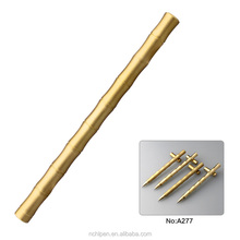 Classical metal roller pen heavy metal brass pen with gel ink