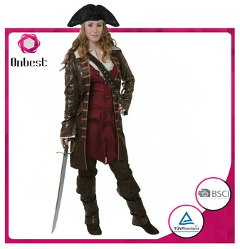 Sexy cosplay casual Caribbean pirate robber costume for women  sc 1 st  Alibaba & Sexy Cosplay Casual Caribbean Pirate Robber Costume For Women - Buy ...
