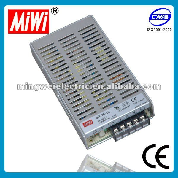 SP-75-48 Industrial Single Led SMPS Switching Power Supply 48V