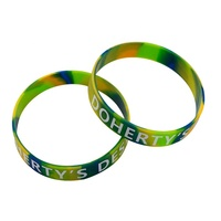 Custom Logo Can Be Customized Rubber Band Bracelet