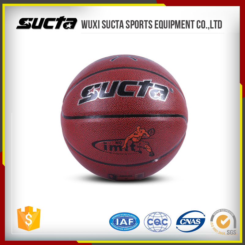 High performance synthetic leather cover basketball ball ST1002 ST1000 Series