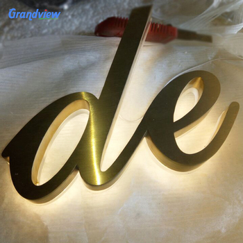outdoor plexiglass wall mount sign frame halo effect buy