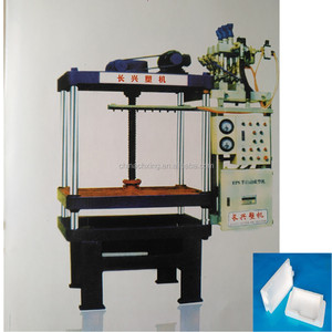 competitive price eps polystyrene foam machinery semi-automatic forming machine