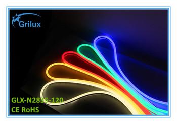Super Heldere Led Slang Verlichting Vivid Led Neon Flex Teken 220 V ...